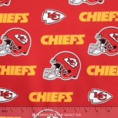 NFL - Kansas City Chiefs Cotton Yardage