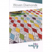 Wefty™ Woven Diamonds Pattern