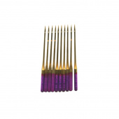 Organ Titanium Quilting Machine Needles Size 11/75