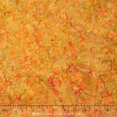 Tonga Batiks - Autumn Monet Sunset Yardage