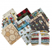Gone Camping Fat Quarter Bundle