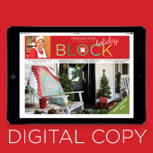 Digital Download - Block Magazine Holiday 2018 Vol 5 Issue 4