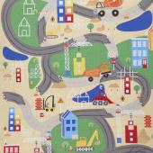 Detour Ahead! - Playmat Multi Yardage