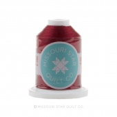 Missouri Star 40 WT Polyester Thread Burgundy