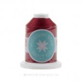 Missouri Star Polyester Thread 40 WT - Burgundy
