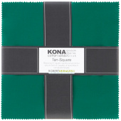 Kona Cotton 2020 Color of the Year Enchanted Ten Squares