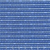 Protect & Serve - Protect & Serve Stripe Navy Yardage