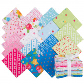 Simply Happy Fat Quarter Bundle