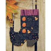 Witch Boot Espresso® Ornament Kit