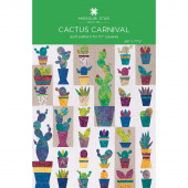 Cactus Carnival Quilt Pattern by Missouri Star