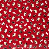 Aunt Grace - Scottie Red Yardage