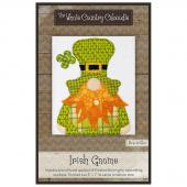 Irish Gnome Precut Fused Appliqué Pack