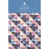 Blossom Quilt Pattern by Missouri Star