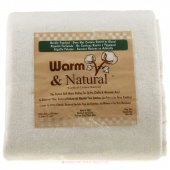 Warm & Natural® Cotton Batting King