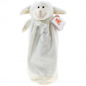 Lamb Embroider Buddy Blankey