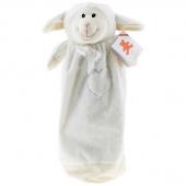 Lamb Embroider Buddy Blankey