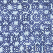 Calypso Batiks - Geometric Twilight Yardage