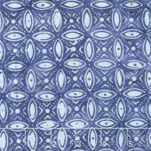 Calypso Batiks - Geometric Twilight Yardage