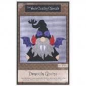 Dracula Gnome Precut Fused Appliqué Pack