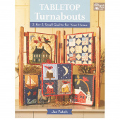 Tabletop Turnabouts Book