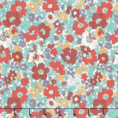 Winter Flower Show - Cosmos Bloom Yardage
