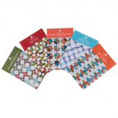 5 Missouri Star Pattern Bundle