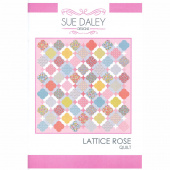 Lattice Rose Pattern