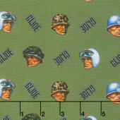 GI Joe - GI Joe Green Yardage
