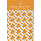 Jacob's Ladder Remix Quilt Pattern by Missouri Star