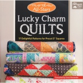 Moda All-Stars - Lucky Charm Quilts Book