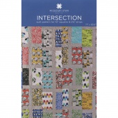 Intersection Quilt Pattern by MSQC