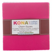 Kona Cotton - Bright Colorstory Charm Pack