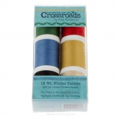 Sulky King Spools - Crossroads Denim - Winter Assortment -  6 Color