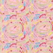 The Dress - Fern Pink Yardage