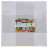 Bella Solids White Layer Cake