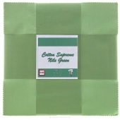 Cotton Supreme Solids Nile Green Patty Cake