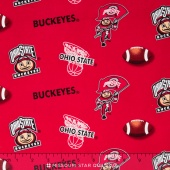 College - Ohio State Allover Yardage