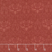 Morris Garden - Crown Imperical 1888 Crimson Yardage