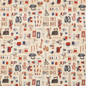 Sew American - Sewing Notions Ivory Yardage