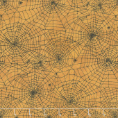 Raven's Claw - Spider Web Orange Yardage
