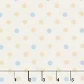 Delfina - Pearls Cream Yardage