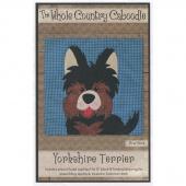 Yorkshire Terrier Precut Fused Appliqué Pack