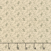 Flower Garden Gatherings Backgrounds - Flower Garden Pie Crust Yardage