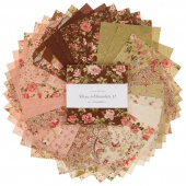 Roses & Chocolate ll Charm Pack
