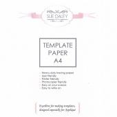 Sue Daley Template Paper A4 x 3