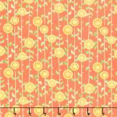 Solana - Stalks Clementine Yardage