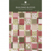 Building Blocks Quilt Pattern by Missouri Star