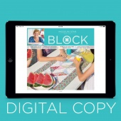 Digital Download - Block Magazine Summer 2017 Vol. 4  Issue 3