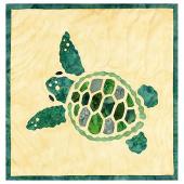 Turtle Hatchling Sewquatic Laser Cut Kit