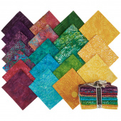 Gemstones Batiks Fat Quarter Bundle